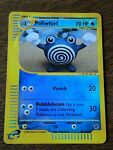 Poliwhirl Reverse Holo Expedition 89/165 Pokemon card