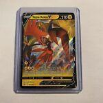 Tapu Koko V 050/163 Battle Styles NM/M Full Art Ultra Rare Pokemon Card