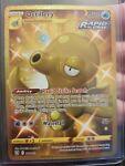 Pokemon Octillery V Full Art Secret Rare (178/163) Battle Styles (NM) Gold