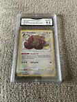 Greedent SV100/SV122 Shiny Vault Holo Rare Shining Fates Pokémon GMA 8.5