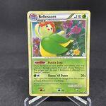 Bellossom 1/90 Holo Rare HGSS Undaunted Pokemon Card