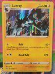 Luxray 033/072 Holo Rare Sword & Shield Shining Fates Pokemon Card NM/M
