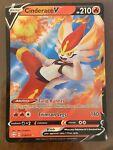 Pokemon TCG: Shining Fates - Cinderace V 018/072 (M Ultra Rare Holo Card)