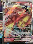 Pokémon TCG (3) Blaziken VMAX Chilling Reign 021/198 Holo Ultra Rare