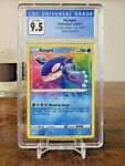 Pokemon Shining Fates Amazing Rare Kyogre 021/072 CGC 9.5 Gem Mint PSA BGS