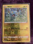 Pokemon TCG Shining Fates Common Reverse Holo NM Shinx 031/072