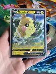 Morpeko V 037/072 Shining Fates Ultra Rare Full Art Holo Mint Unplayed Pokémon