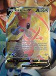 Kricketune V 142/163 Pokemon TCG Battle Styles Ultra Rare Full Art Near Mint