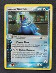 Team Aqua's Walrein - EX Team Magma vs Team Aqua Set 6/95 - Holo Near Mint