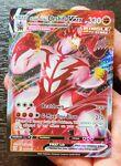 Single Strike Urshifu VMAX Full Art Pokemon Card Battle Styles 086/163 NM