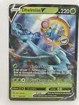 Dhelmise V 009/202 - Ultra Rare Pokemon Card - Sword & Shield Shining Fates - NM