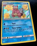 Slowbro 43/214 Rare Holo Pokémon Card Sun and Moon Unbroken Bonds 2019