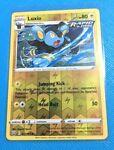 Pokemon Card - Luxio REV HOLO 047/163 Battle Styles - NM/MINT