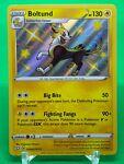 Shiny Boltund SV040/SV122 Shiny Holo Rare Pokemon Shining Fates NM