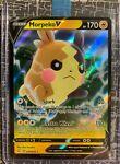 Pokémon - Morpeko V - 037/072 - V - NM/M - Shining Fates -