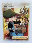 Pokemon Shining Fates Ultra Rare Holo Bird Keeper #066/072 NM/Mint