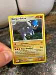 Pokemon Diamond And Pearl Mysterious Treasures Rampardos Holo Rare 33/123