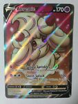 Alcremie V 064/072 Full Art Ultra Rare Pokemon Shining Fates - NM
