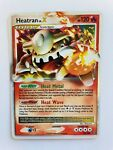 Pokemon Stormfront Ultra Rare Holo Heatran LV. X #97/100 LP