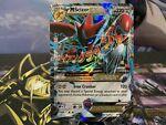 Pokemon M Scizor EX XY Breakpoint 77/122 Nm