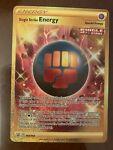 Single Strike Energy 183/163 Secret Rare Battle Styles Pokemon TCG Near Mint