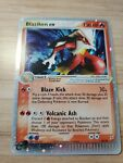 Blaziken ex 89/95 Holographic EX Team Magma vs Team Aqua Ultra Rare