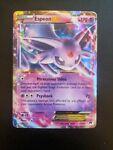 ESPEON EX 52/122 Ultra Rare BREAKpoint Pokemon Card Near Mint