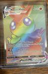 Victini VMAX 165/163 Full Art Rainbow Secret Rare Battle Styles POKEMON TCG