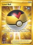 Level Ball (181/163) [Sword & Shield: Battle Styles] Secret Rare Pokemon TCG