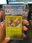 Grookey SV004/SV122 Pokémon Shining Fates Shiny Holo Rare Shiny Vault cgc 8.5