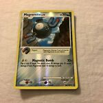 Magnemite 66/100 Reverse Holo Diamond & Pearl Stormfront LP Pokemon card